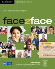FACE2FACE ADVANCED. 2ª ED. STUDENT'S BOOK DVD-ROM