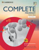 COMPLETE PRELIMINARY TEACHER'S BOOK ENGLISH FOR SP