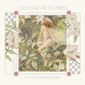 CALENDARIO DE LAS HADAS FLORES 2018