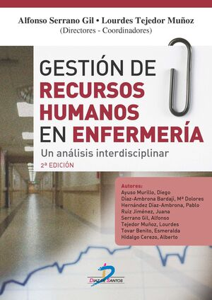 GESTION DE RECURSOS HUMANOS EN ENFERMERÍA ( NUEVA