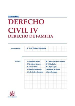 DERECHO CIVIL IV DERECHO DE FAMILIA