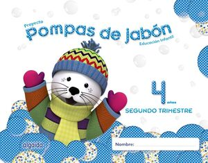 POMPAS DE JABÓN 4 AÑOS. 2º TRIMESTRE.