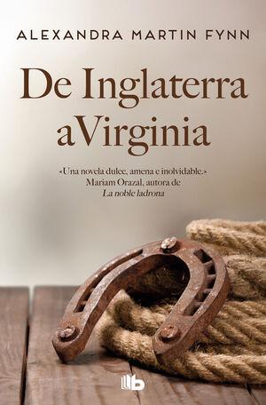 DE INGLATERRA A VIRGINIA (LOS MCLEOD 1)