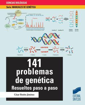 141 PROBLEMAS DE GENÉTICA