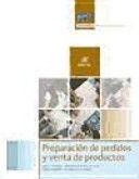 PREPARACION DE PEDIDOS Y VENTA DE PRODUCTOS