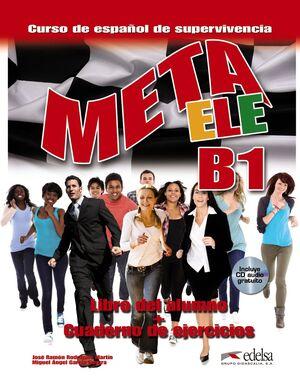 META ELE B1 - LIBRO DEL ALUMNO + EJERCICIOS