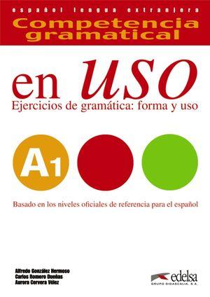 COMPETENCIA GRAMATICAL EN USO A1 - LIBRO DEL ALUMNO