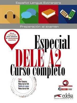 ESPECIAL DELE A2. CURSO COMPLETO