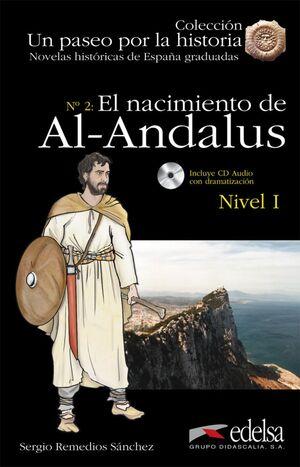 NHG 1 - EL NACIMIENTO AL-ÁNDALUS