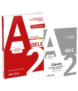 PACK PREPARACION AL DELE A2. EDICION 2020