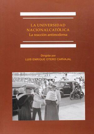 LA UNIVERSIDAD NACIONAL CATÓLICA