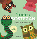 TODOS BOSTEZAN (CON SOLAPAS)