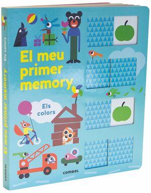 EL MEU PRIMER MEMORY. ELS COLORS