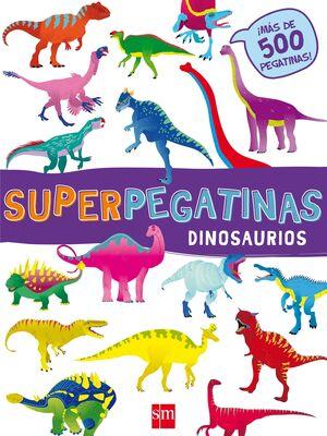 SUPERPEGATINAS DINOSAURIOS