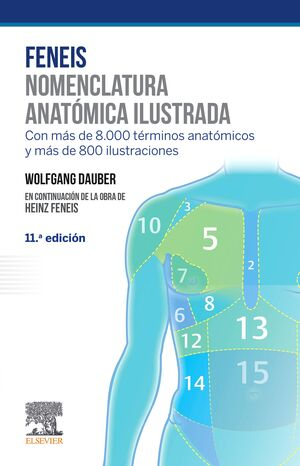 NOMENCLATURA ANATOMICA ILUSTRADA 6ªED.