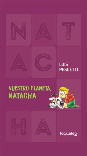 NUESTRO PLANETA. NATACHA