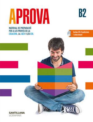 APROVA B2 (LIBRO + CD) VORAMAR
