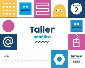 NIVELL 2 TALLER ROBOTICA