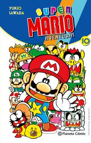SUPER MARIO Nº 10