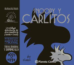 SNOOPY Y CARLITOS 1973-1974 Nº 12/25 (NUEVA EDICIÓN)
