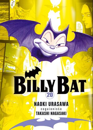 BILLY BAT Nº 20/20
