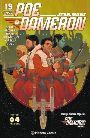 STAR WARS POE DAMERON Nº 19