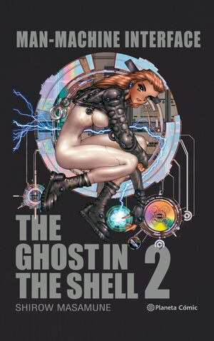 GHOST IN THE SHELL 2 MAN-MACHINE INTERFACE (EDICIÓN TRAZADO)