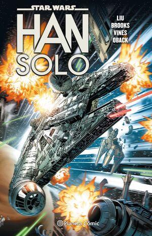 STAR WARS HAN SOLO (TOMO)