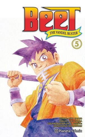 BEET THE VANDEL BUSTER Nº 05/13