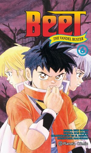 BEET THE VANDEL BUSTER Nº 06/13