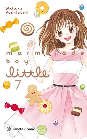 MARMALADE BOY LITTLE Nº 07