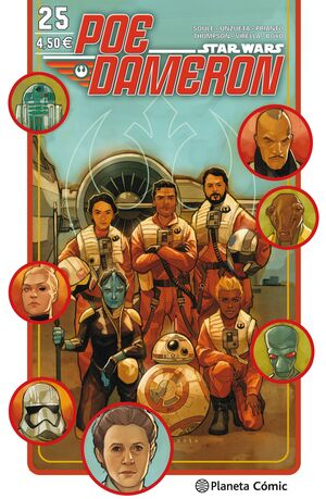 STAR WARS POE DAMERON Nº 25