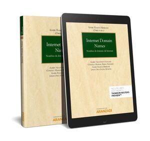 INTERNET DOMAIN NAMES (NOMBRES DE DOMINIO DE INTERNET)(PAPEL+E-BOOK)