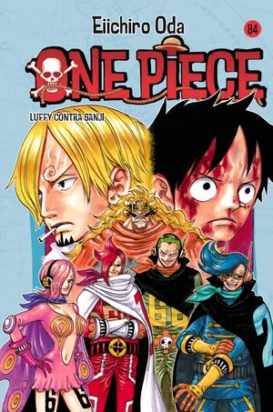 ONE PIECE Nº 84