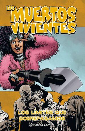 LOS MUERTOS VIVIENTES Nº 29/32