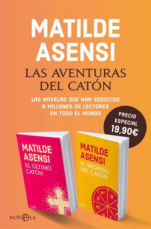 LAS AVENTURAS DEL CATÓN