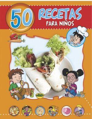 50 RECETAS PARA NIÑOS