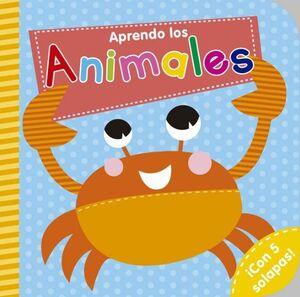APRENDO LOS ANIMALES - PEEK A BOO