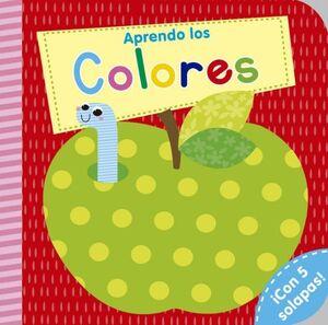 APRENDO LOS COLORES - PEEK A BOO