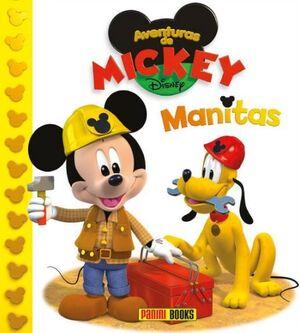 MANITAS AVENTURAS DE MICKEY