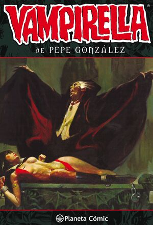 VAMPIRELLA DE PEPE GONZÁLEZ Nº 03/03