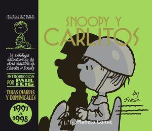 SNOOPY Y CARLITOS 1997-1998 Nº 24/25 (NUEVA EDICIÓN)