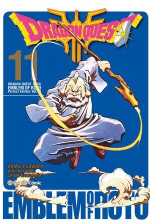 DRAGON QUEST EMBLEM OF ROTO Nº 11/15
