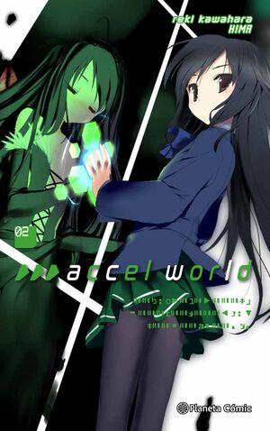 ACCEL WORLD Nº 02 (NOVELA)