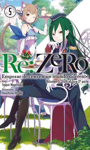 RE:ZERO (NOVELA) Nº 05