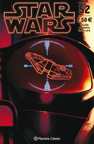 STAR WARS Nº 52/64