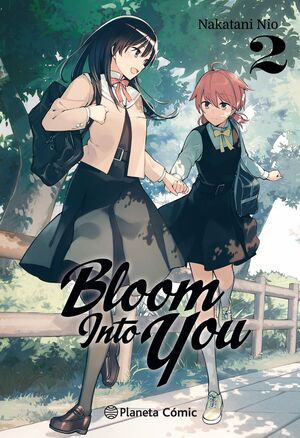 BLOOM INTO YOU Nº 02/08