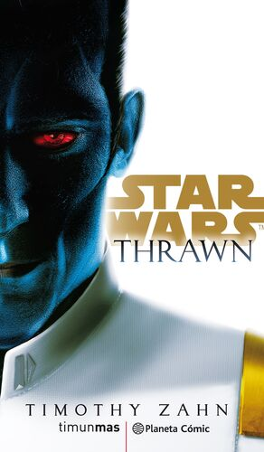 STAR WARS THRAWN (NOVELA)
