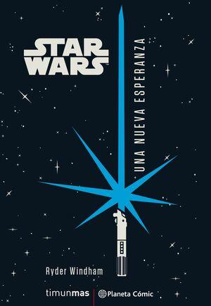 STAR WARS UNA NUEVA ESPERANZA (NOVELA)
