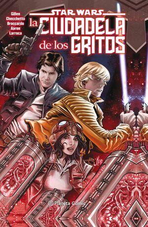 STAR WARS LA CIUDADELA DE LOS GRITOS (TOMO)